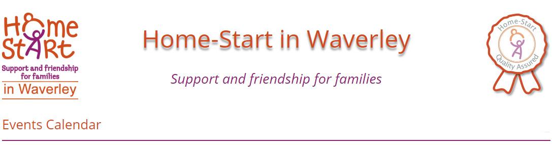 Home-Start Wavereley Header image